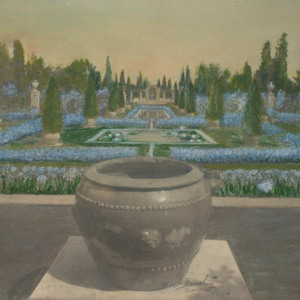 10460.007_William W. Ernst_Blue Garden.jpg